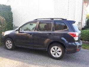 2017 Subaru Forester i Commodité VUS