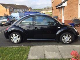 Vw Beetle 2.0 8v petrol