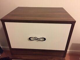 Turkish furniture bedside table x2