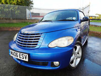 2006 Chrysler PT Cruiser 2.4 RHD Limited Convertible - KMT Cars