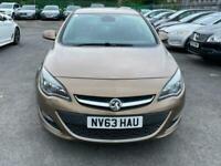 Vauxhall Astra 1.6 2013 Elite LPG gas. Low miles good spec cheap family car.