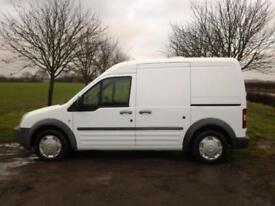 2008 FORD TRANSIT CONNECT 1.8TDCi ~ T230 LWB ~ HIGH ROOF ~ 2/3 GAGED DOG VAN