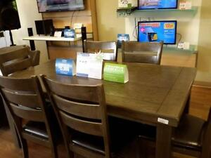 *** USED *** MAZIN FURNITURE MIA 7PC DINETTE   S/N:51211254   #STORE537