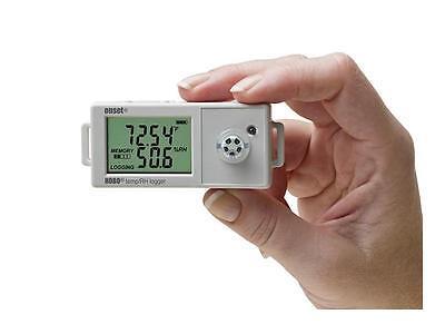 Hobo Ux100-011 Temperaturerel Humidity Data Logger W 2.5 Accuracy-ships Free
