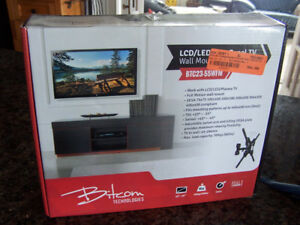 """LCD/LED/FLAT PANEL TV WALL MOUNT - 23"""" to 55"""""""