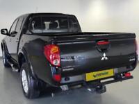 2015 Mitsubishi L 200 CHALLENGER Diesel black Manual