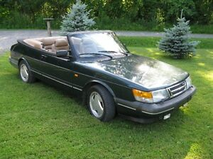 1994 Saab 900 se turbo Convertible