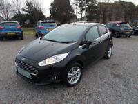 2015 Ford Fiesta 1.0 ( 100ps )( EcoBoost ( s/s ) Zetec