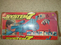REMCO  SYSTEM 7  SEVEN WAY TASK FORCE  BOXED  1977