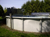 Solar Pool and House heaters by ECOSHAH