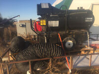 SOLD - SOLD ! !  Flagro FVO-400 Ind Fired Heater  Lilly Mariah