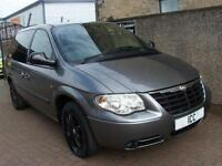 06 06 REG CHRYSLER VOYAGER 2.4 SE 5 DR 7 SEATER LOW MILEAGE NEWSHAPE LONG MOT