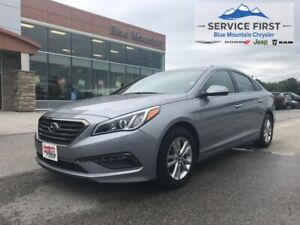 2015 Hyundai Sonata 2.4L GL  - 6-speed transmission