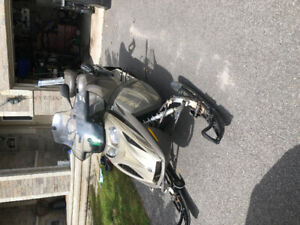 2006 Skidoo GTX 600 sdi HO for sale or trade.