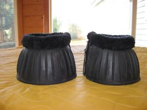 Horse's Bell Boots