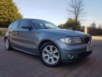 Parking Sensors* BMW 116I 1.6L Petrol Manual 5 Doors SE 1 Seried Hatchback