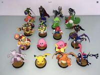 Huge amiibo collection (Nintendo)