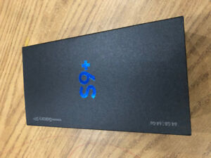 Samsung Galaxy S9 Plus - Unlocked and Unopened
