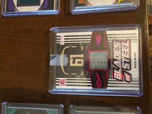 ITG Superlative Hockey Card Lot.  Big names, short prints $$$$