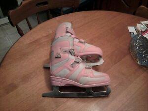 Softec Figure Skates, size 2