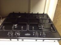 LPG Gas hob perfect for caravan use