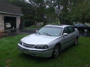 2004 Chevrolet Impala Berline