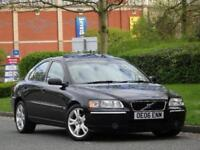 2006 Volvo S60 2.4 D5 SE Geartronic +9 SERVICE STAMPS +SATNAV +SUNROOF + AUTO