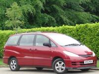 TOYOTA PREVIA 2.0 D4D+TIMING BELT REPLACED+TOYOTA SERVICE HISTORY+PX WELCOME+