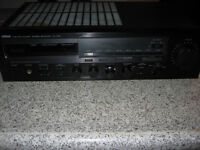 Yamaha stereo receiver Made in Japan  AS IS