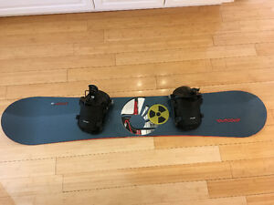 Rossignol Scope, 159 Wide, w/ Flow Bindings