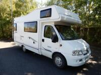 Compass Aventgarde 130 2006 5 Berth End Kitchen Motorhome For Sale