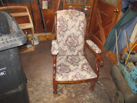 BLAIR HALL UPHOLSTERY