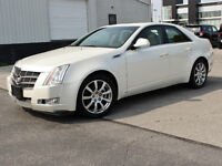 2008 Cadillac CTS - 1SB PERFORMANCE PCKG - ONLY 80K