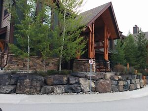 SPECTACULAR  2 BDR, THREE SISTERS VILLAGE CANMORE