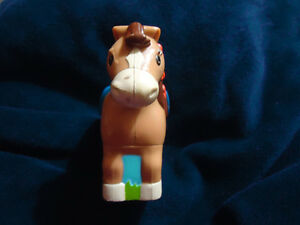 Large size Blocks style Mega Bloks Horse Farm Toy Kingston Kingston Area image 2