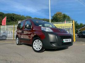 image for 2014 Peugeot Bipper Tepee 1.3 HDi S EGC (s/s) 5dr MPV Diesel Automatic