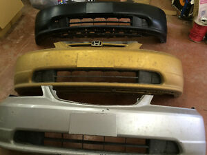 Civic Front Bumper Covers