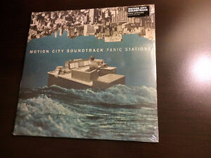 Motion City Soundtrack - Panic Stations - Vinyl (new / sealed)