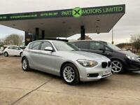 2011 BMW 1 Series 2.0 118d SE 5dr Hatchback Diesel Manual