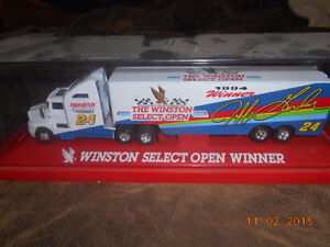 1/64 scale nascar winston cup series truck and trailer Kitchener / Waterloo Kitchener Area image 4