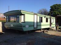 Caravan/mobile home