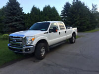 2011 Ford F-350 Gris Camionnette