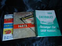 58 chevy shop manual