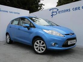 2010 10 Ford Fiesta 1.25 ( 82ps ) Zetec for sale in AYRSHIRE