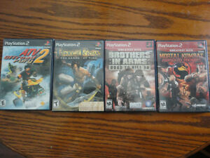 Playstation 2 video Games Cornwall Ontario image 3