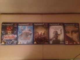 Ps2 movie collection
