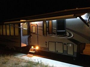 2015 Forest River SandPiper 376BHOK 42' Fifth Wheel