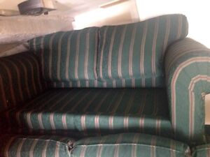 Couch and love seat new