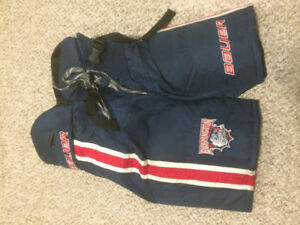 Burlington Bulldog Hockey Pant