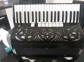 Marinucci Accordion 120 Bass